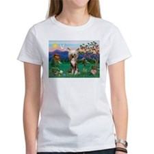 Pagoda/Chinese Crested Tee