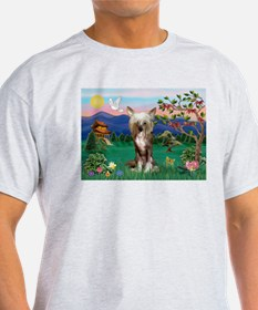 Pagoda/Chinese Crested T-Shirt