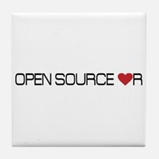 OPEN SOURCE lUVR Tile Coaster