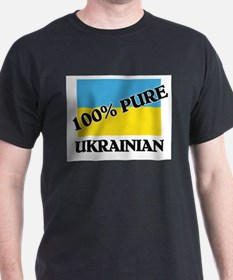 100 Percent UKRAINIAN T-Shirt