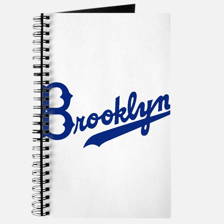 Cute Brooklyn dodger Journal