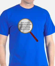 Holmes Quote T-Shirt