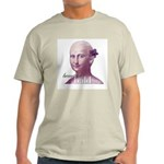 'Beautiful Bald' Mona Grey T-Shirt