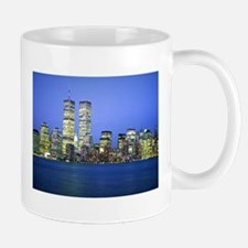 New York City at Night Mug