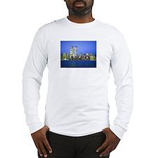 New York City at Night Long Sleeve T-Shirt
