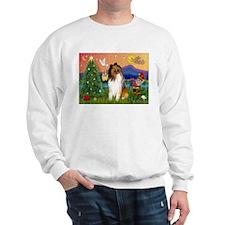 Xmas Fantasy/Collie Sweatshirt