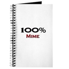 100 Percent Mime Journal