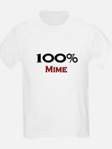 100 Percent Mime T-Shirt