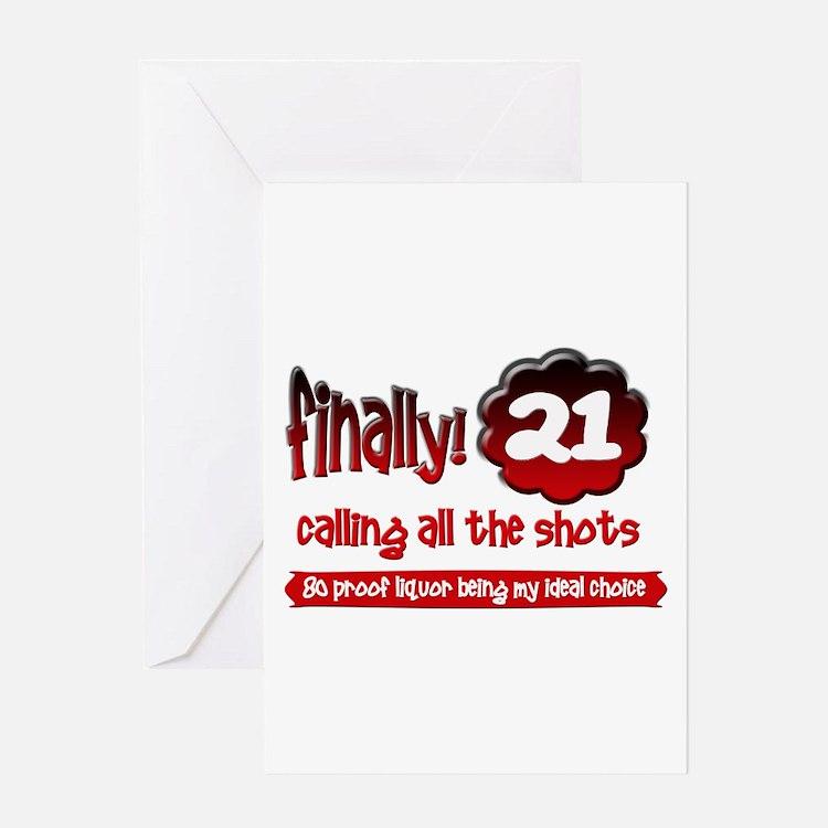 21st Birthday Quotes: Funny 21St Birthday Funny 21st Birthday Greeting Cards