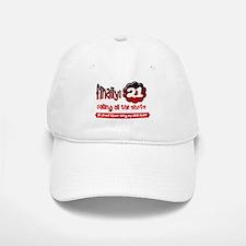 Finally 21 calling all the shots Baseball Baseball Cap