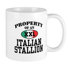 Property of an Italian Stallion Mug