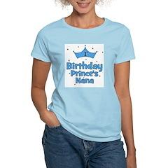 1st Birthday Prince's Nana! T-Shirt