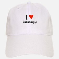 I love Paranaque Baseball Baseball Cap