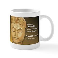 'Winking Buddha' Small Mug