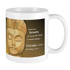 'Winking Buddha' Small Mugs