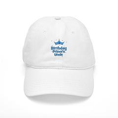 1st Birthday Prince's Uncle! Baseball Cap