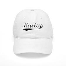 Vintage Hurley (Black) Baseball Cap