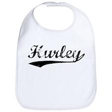 Vintage Hurley (Black) Bib