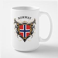 Norway Large Mug