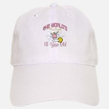 Angelic At 18 Baseball Baseball Cap