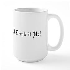 """I Drink Your Coffee"" Mug"