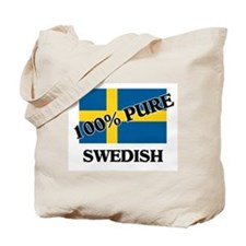100 Percent SWEDISH Tote Bag