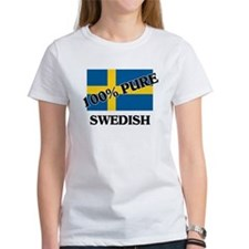 100 Percent SWEDISH Tee