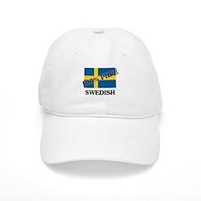 100 Percent SWEDISH Baseball Cap