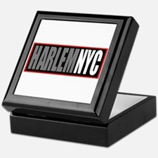 Unique Harlem Keepsake Box