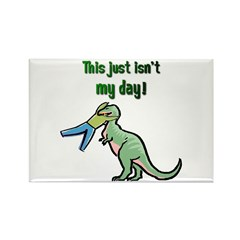 BAD DAY Rectangle Magnet (100 pack)