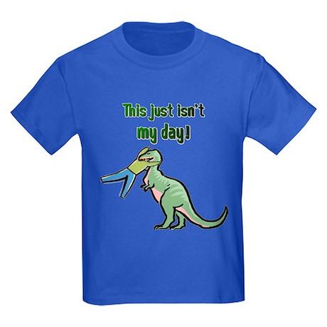 BAD DAY Kids Dark T-Shirt