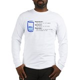 Glass engineer Long Sleeve T-shirts