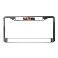 Funny Nyc License Plate Frame