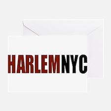 Funny Harlem Greeting Card