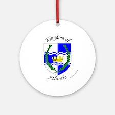 Atlantia Ornament (Round)