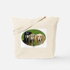 Saluki Tote Bag
