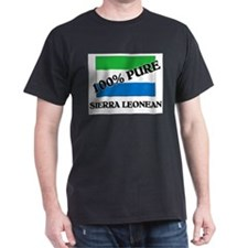 100 Percent SIERRA LEONEAN T-Shirt