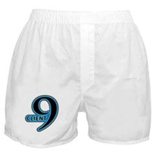 Client 9 (Retro) Boxer Shorts