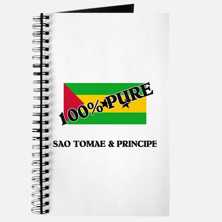 100 Percent SAO TOMAE & PRINCIPE Journal