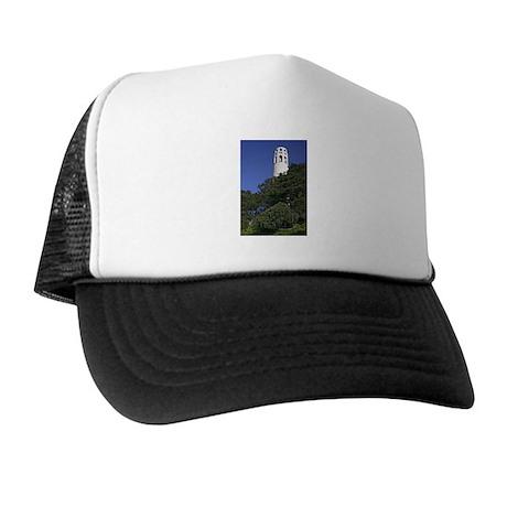 Coit Tower on Telegraph Hill Trucker Hat