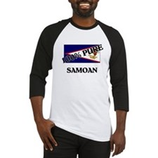 100 Percent SAMOAN Baseball Jersey