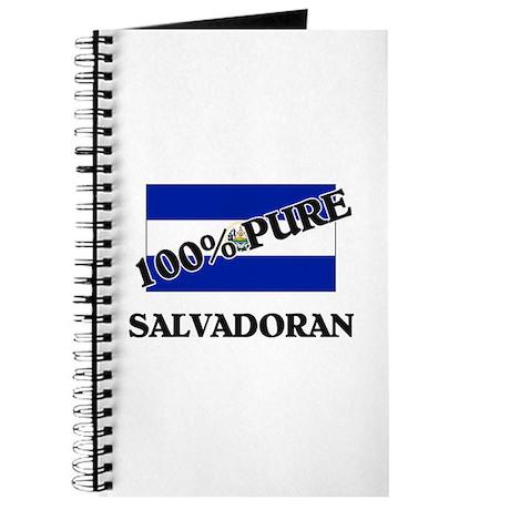 100 Percent SALVADORAN Journal