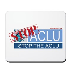 Stop_The_ACLU Mousepad