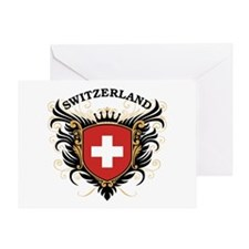 Switzerland Greeting Card