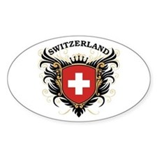 Switzerland Decal