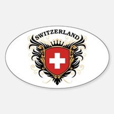 Switzerland Decal