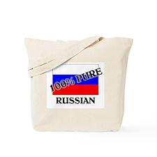 100 Percent RUSSIAN Tote Bag