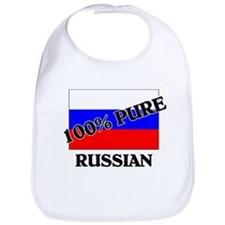 100 Percent RUSSIAN Bib