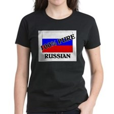 100 Percent RUSSIAN Tee