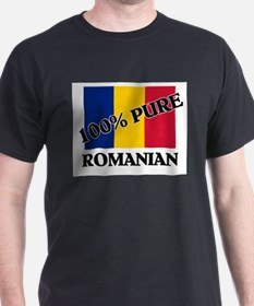 100 Percent ROMANIAN T-Shirt